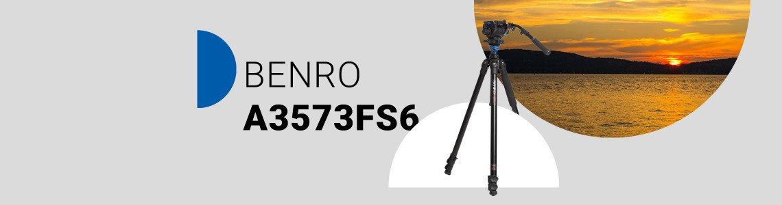 Повече за видео статив BENRO A3573FS6