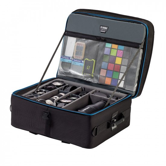 Tenba Transport Air Case Attache 2520 - удароустойчив куфар за фото и видео оборудване