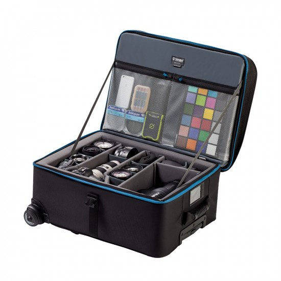 Tenba Transport Air Case Attache 2520w - удароустойчива чанта за фото и видео оборудване