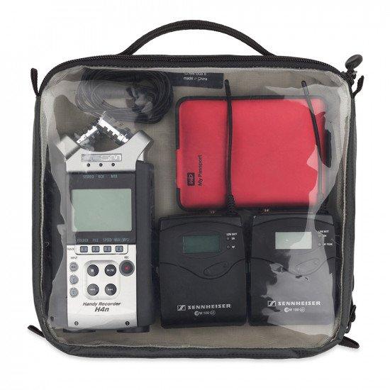 Tenba Tools Cable Duo 8 - чанта-органайзер за аксесоари и инструменти - grey