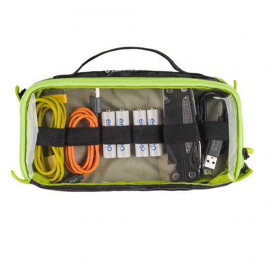 Tenba Tools Cable Duo 4 - чанта-органайзер за аксесоари и инструменти - Grey